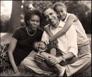 The Legacy of the Obama Family