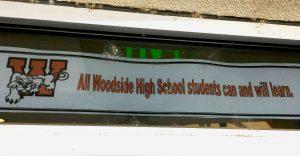 Woodside teachers react to DeVos
