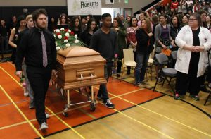 Every Fifteen Minutes Funeral Assembly