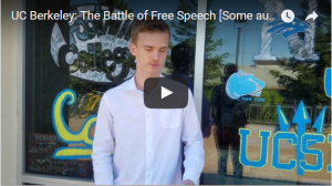 UC Berkeley: The Battle of Free Speech