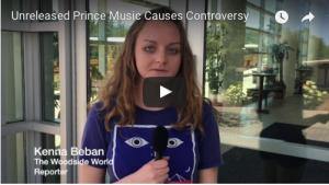 Prince Estate Sues Over Unreleased EP