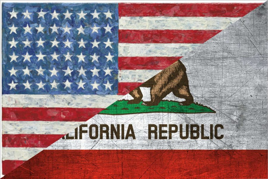One year after the Election, California should not secede from the United States