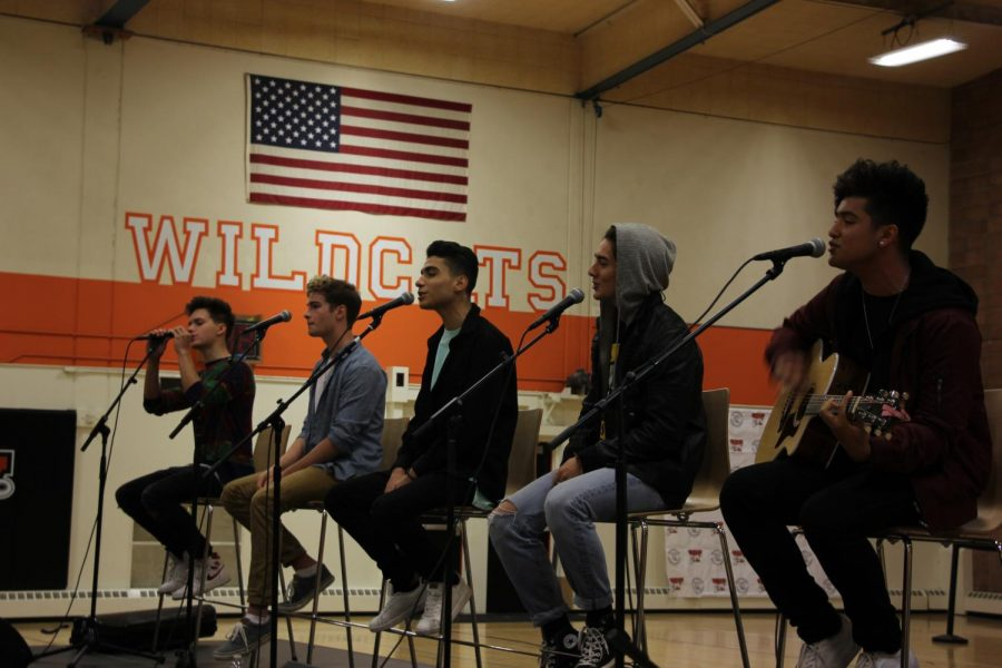 In Real Life: Performing In Real Life at Woodside