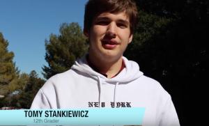Woodside Heroes: Tomy Stankiewics