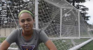 Woodside Heroes: Adrienne Evans