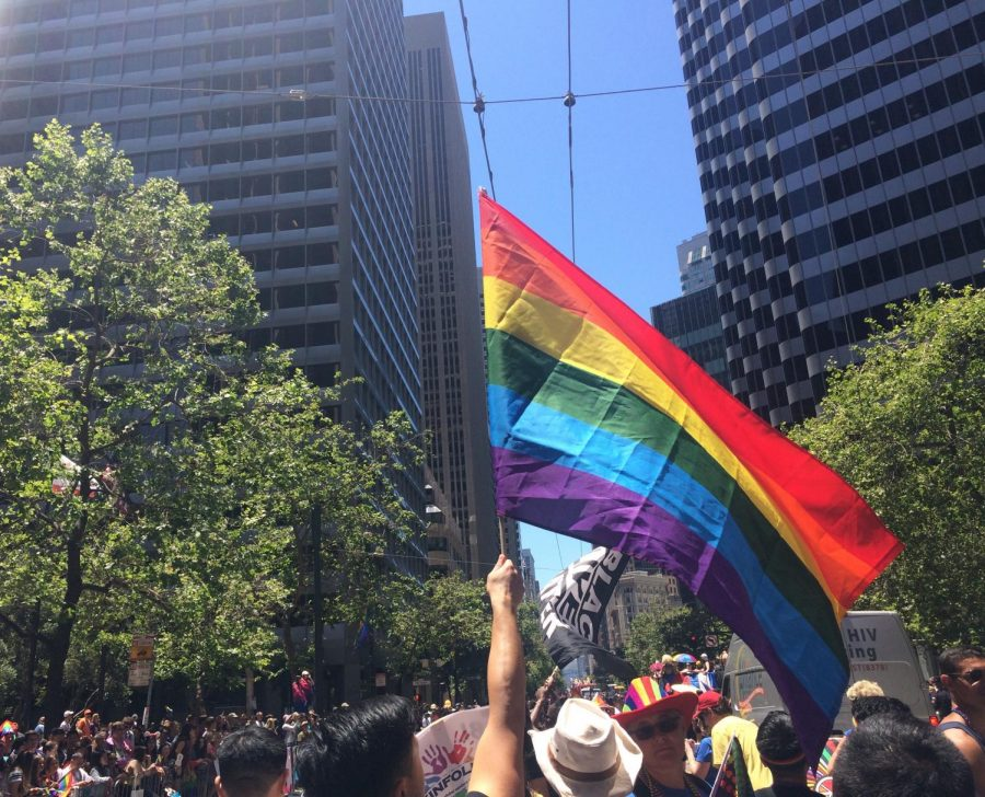 A City Painted Rainbow: San Francisco Pride in Photos
