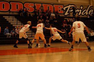 Woodside Varsity Basketball Are Ready For A Successful Season