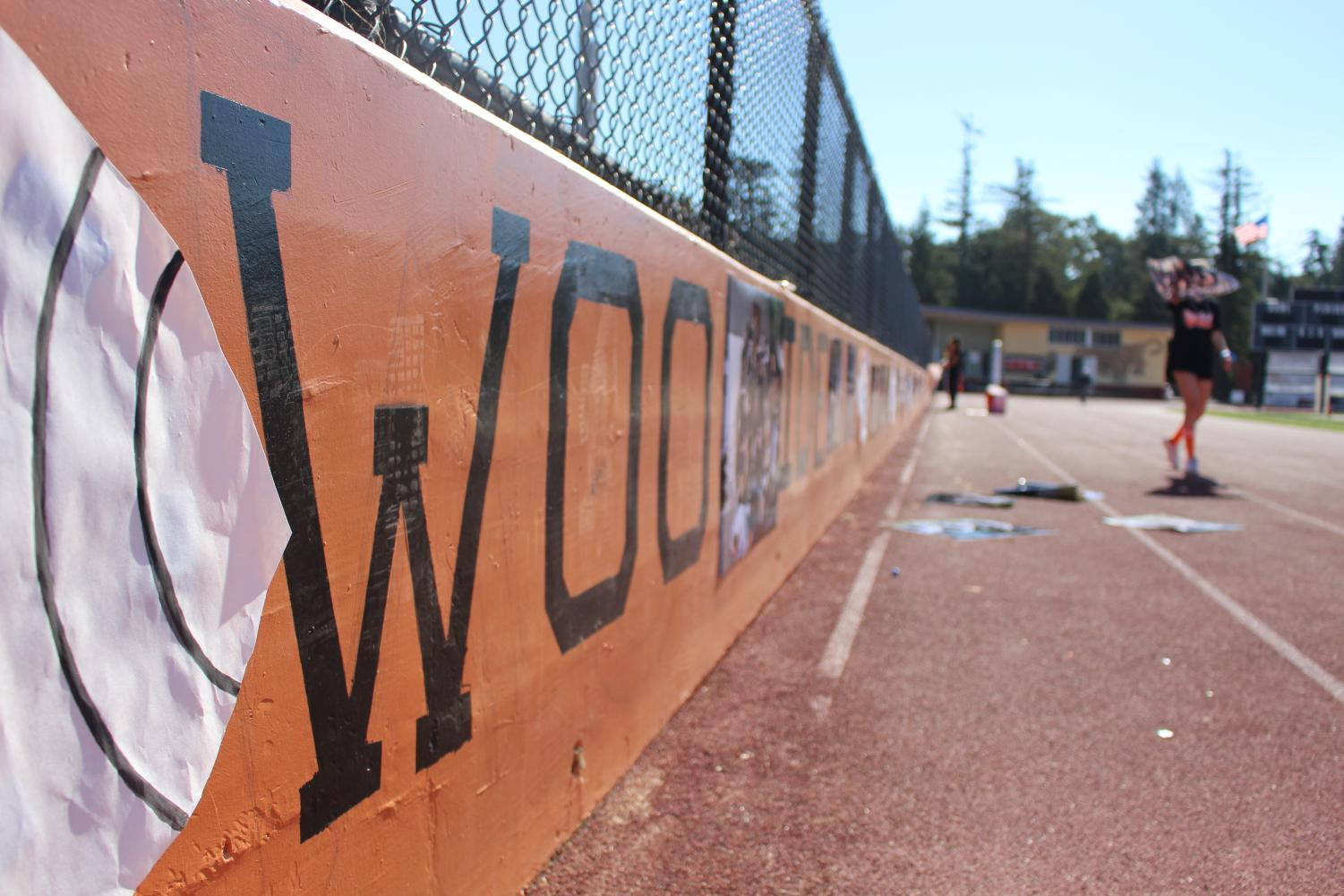 Woodside gets ready for an exciting homecoming week