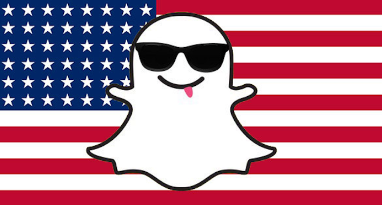 The+popular+social+media+app+Snapchat+offered+exclusive+face+filters+as+an+incentive+to+persuade+users+to+vote.