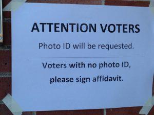 Georgia's Purges Rescind Voting Rights