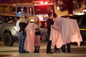 Thousand Oaks Bar Shooting Leaves At Least Twelve Dead