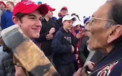Native American Veteran Harassed by Students Wearing MAGA Hats