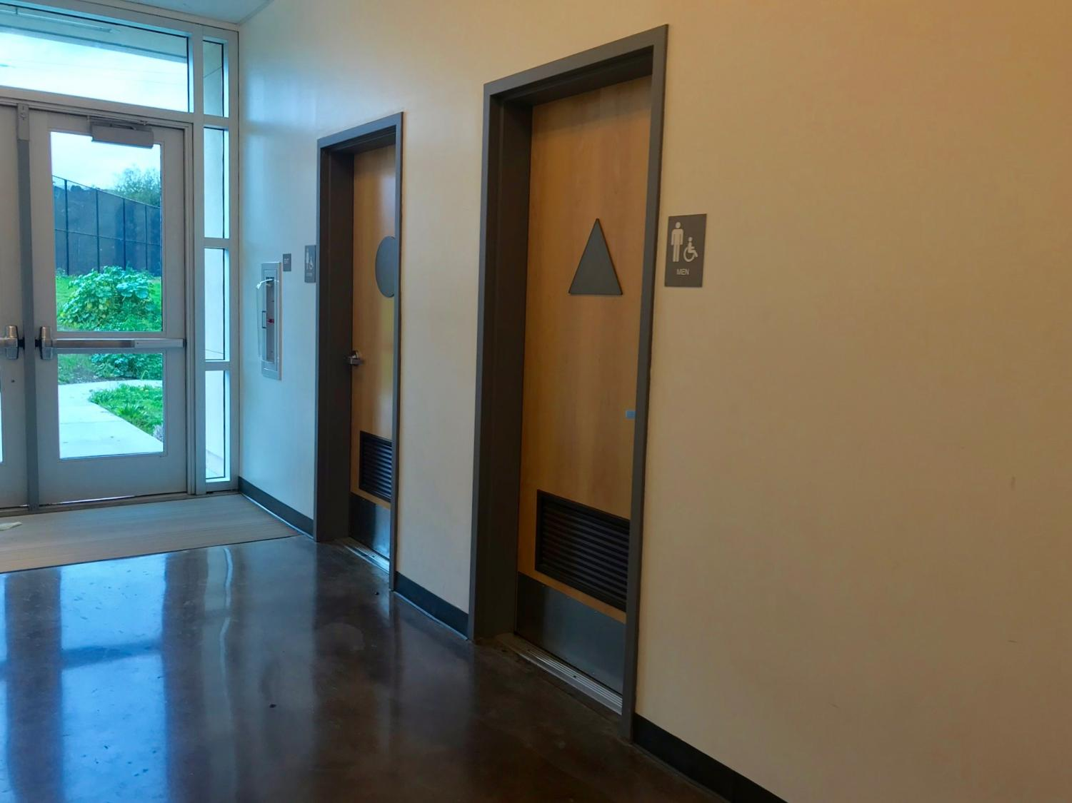 I-wing bathrooms have been reported closed over five times.