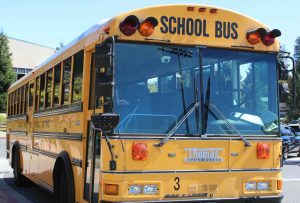 Editorial: Good Morning, Bus. What School Do We Go To Today?