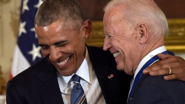 Obama's Gift to Joe