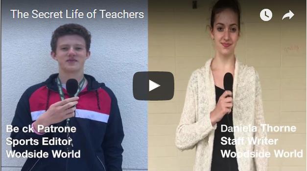 The Secret Life of Teachers
