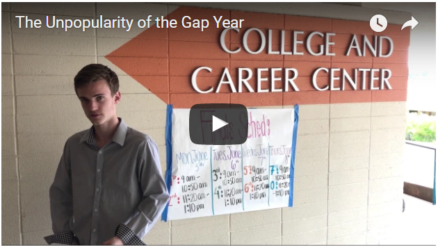 The Unpopularity of the Gap Year