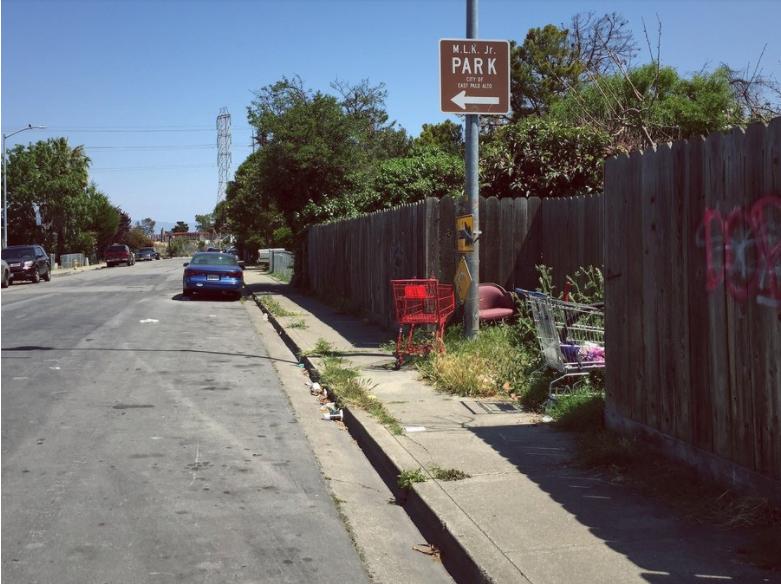 OConner Street, East Palo Alto