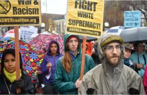 Rallies Across America Increase Political Tension