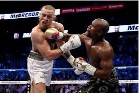 Mayweather V. McGregor: The Money Fight