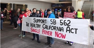 Continued Controversy over CA Single Payer Healthcare