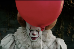There's No Clowning Around In It