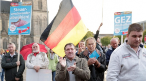 German Right-Wing Party Third-Largest in Bundestag