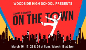 New York, New York: On the Town at Woodside High School