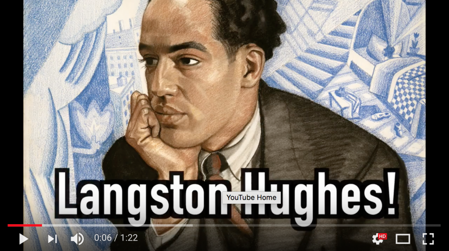 Langston+Hughes