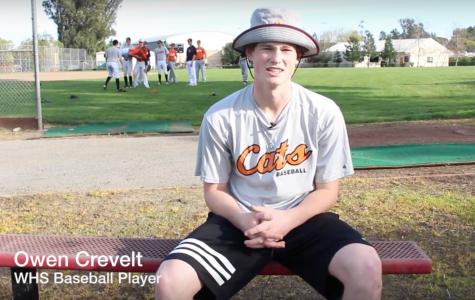 Woodside Heroes: Owen Crevelt