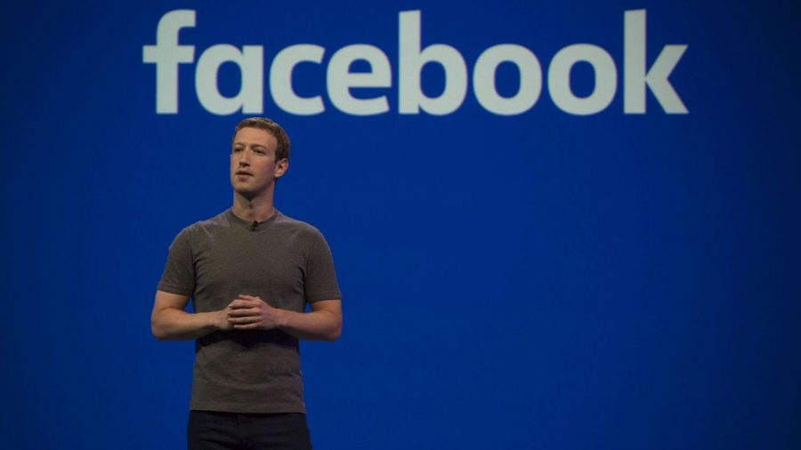 The founder of Facebook, whose headquarters are located in Silicon Valley