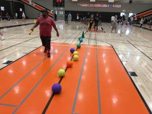 Woodside hosted its second dodgeball tournament of 2018 this week.