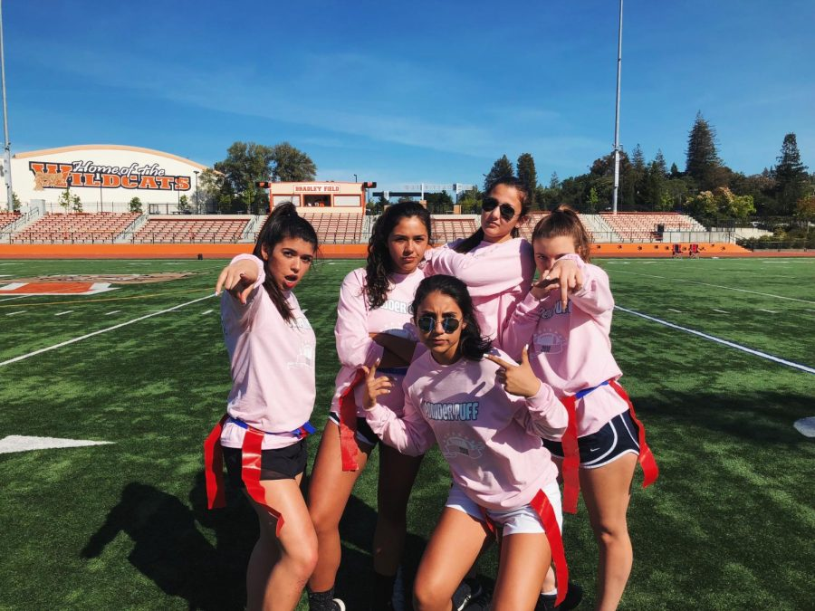 Powder Puff 2018: The Seniors Rule the Field
