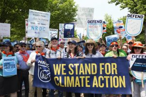 San Francisco Climate Change March