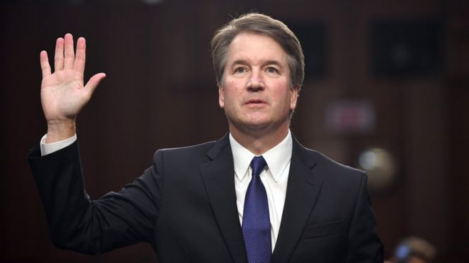 Brett Kavanaugh, accused of sexual assault, recently became an Associate Justice of the Supreme Court of the United States.