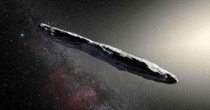 Harvard Report Says Interstellar Object Could Be Alien Spaceship