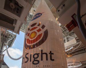 InSight Rocket  Photocredit: Bill Ingalls/NASA via AP