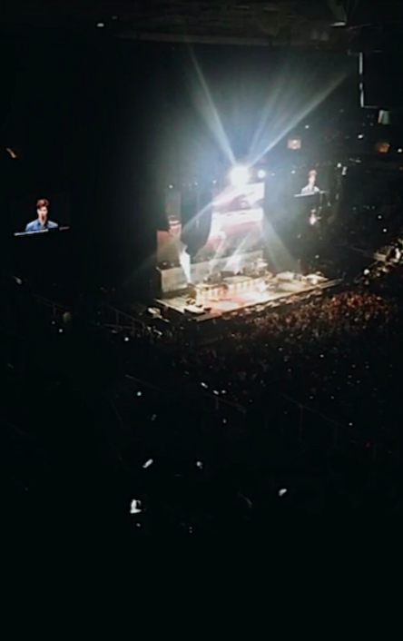 Shawn Mendes's concert
