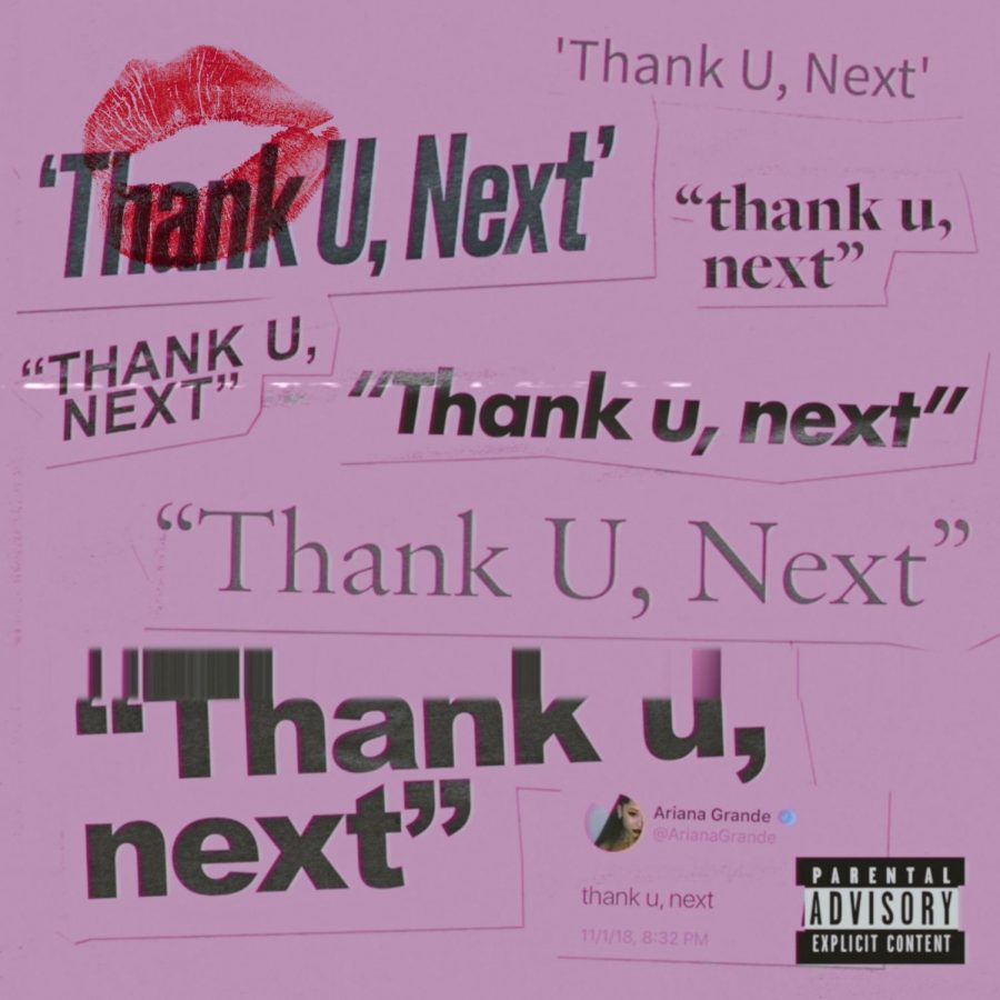 Ariana+Grande+%22thank+u%2C+next%22+Music+Video+Breaks+Records