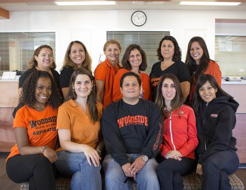 Woodside faculty and staff hope that tutorial will reduce student stress.