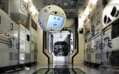 International Space Station Gains New Robot Crew Member