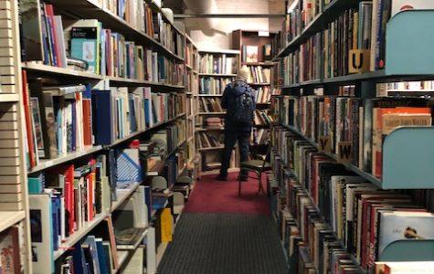 Redwood City's Hidden Bookstore Gem