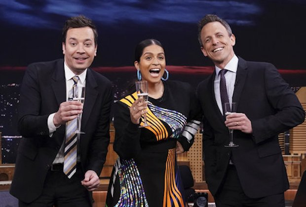 Lilly Singh announced on The Tonight Show that she will be a new NBC talk show host.