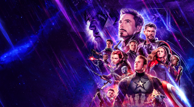 Movie Poster for Avengers: Endgame