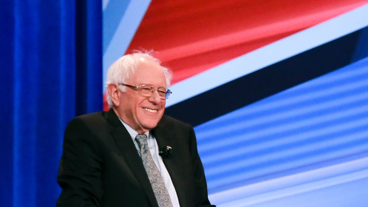 Bernie Sanders has raised the most money in 2019 out of 2020 candidates. He also consistently is second in the polls, under Joe Biden.