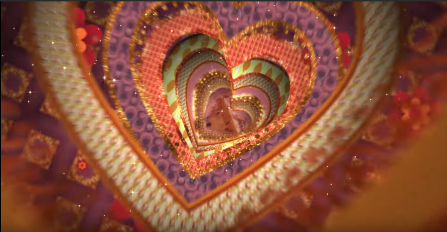 Swift references kaleidoscopes throughout her