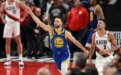 Golden State Warriors Sweep Portland Trail Blazers in NBA Playoffs