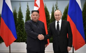 Putin Talks Nukes With Kim After U.S. Negotiations Falter