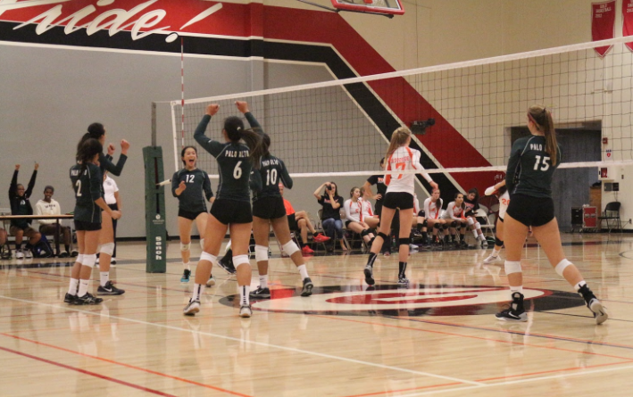 Woodside's volleyball teams have faced a difficult start to the new season.