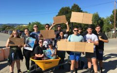 Bair Island Aquatic Center Hosts the California Coastal Cleanup Day